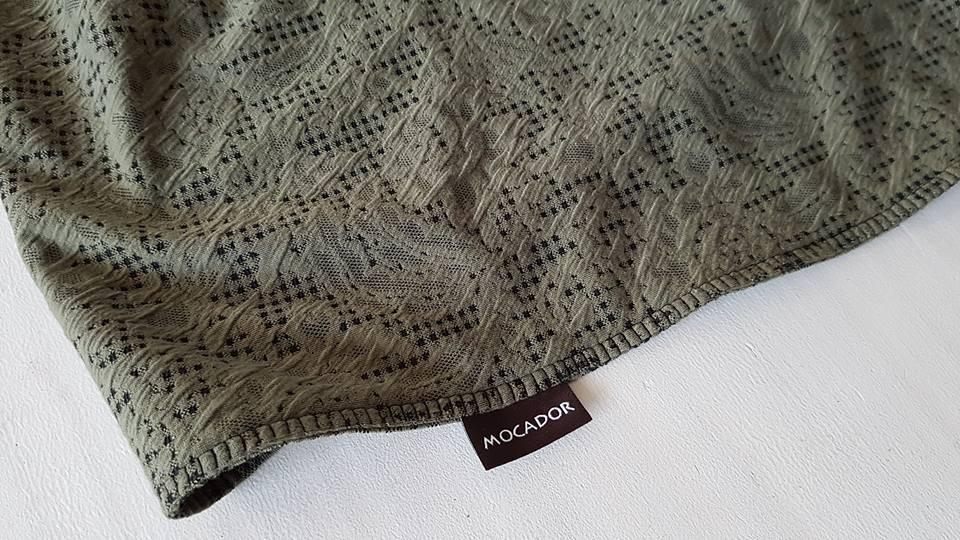 Mocador - handgemaakte sjaal - Juulsblogt