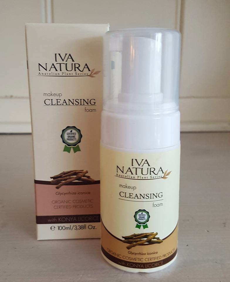 Iva Natura Cleansing foam, verzorgingsproducten
