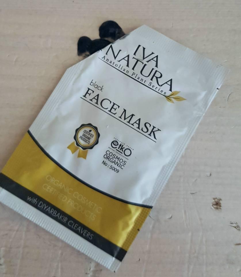 Iva Natura face mask, verzorgingsproducten