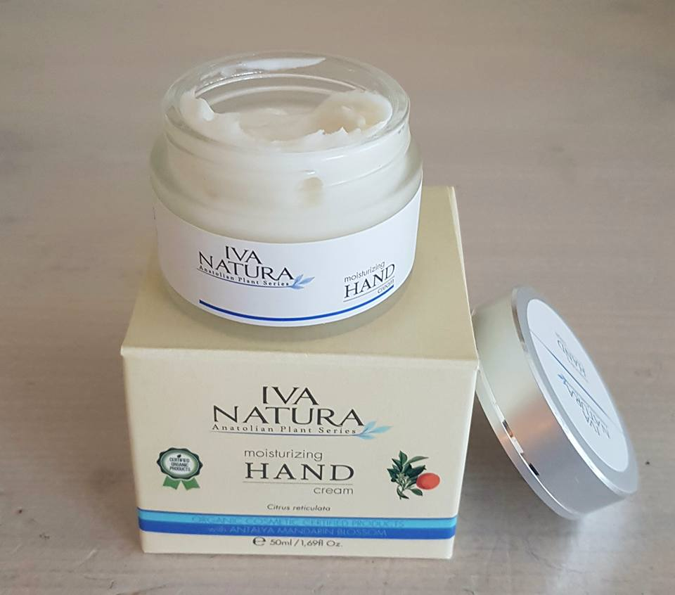 Iva Natura, hand cream, verzorgingsproducten