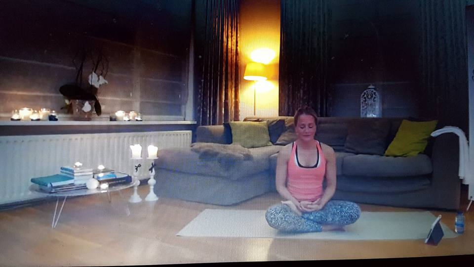 Yoga@home - Juulsblogt