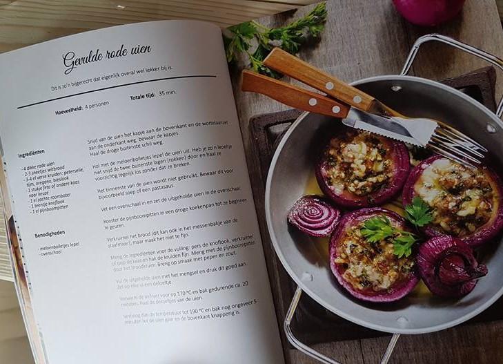 koken met de airfryer, juulsblogt