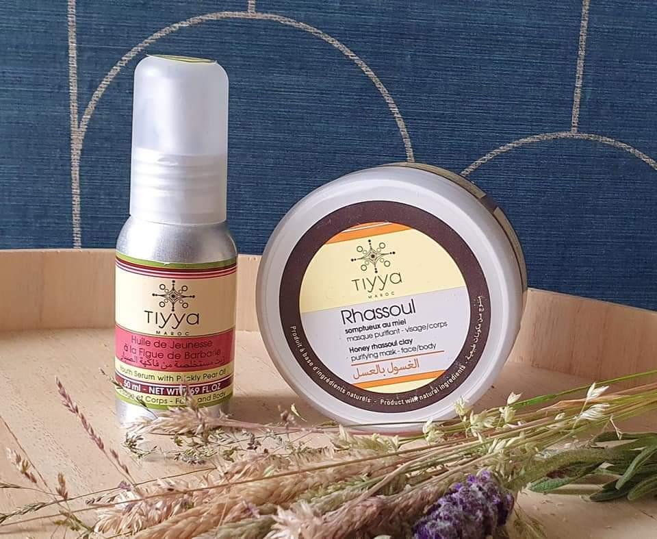 Tiyya Maroc - Amira huidverzorging - Juulsblogt